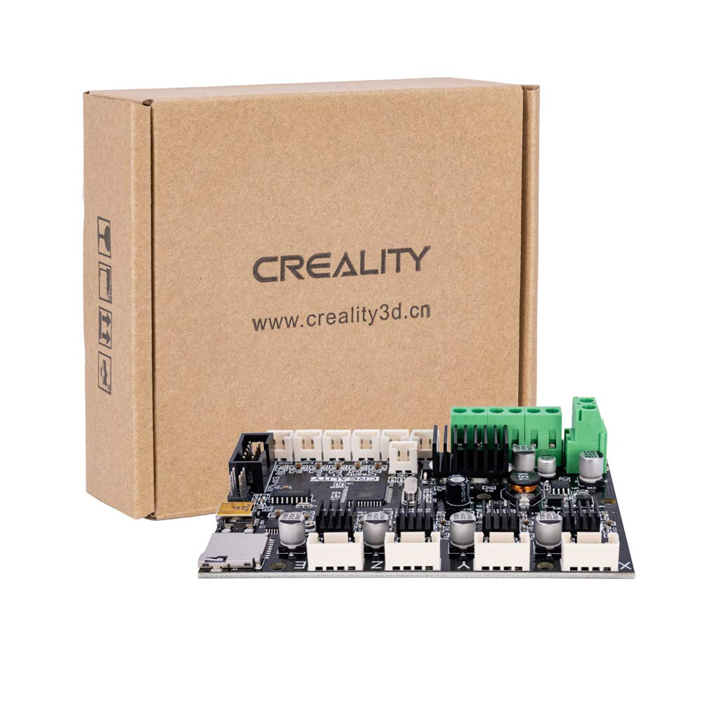 Official Creality New Upgrade Motherboard Silent Mainboard V4.2.7 for Ender 3 Pro Customized and Non-Standard Matching,Ender 3 Pro Silent Motherboard