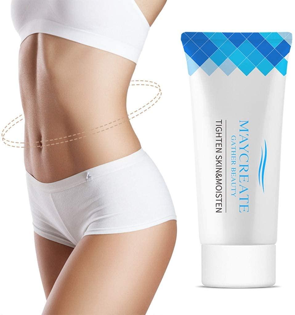 Natural Hot Cream,Haokanba Body Fat Burning Cream, Weight Losing Cream, Anti-Cellulite Slim Massage Cream, Slim Cream for Shaping Waist, Abdomen and Buttocks.
