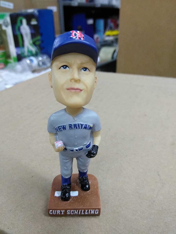 Curt Schilling Bobblehead MLB