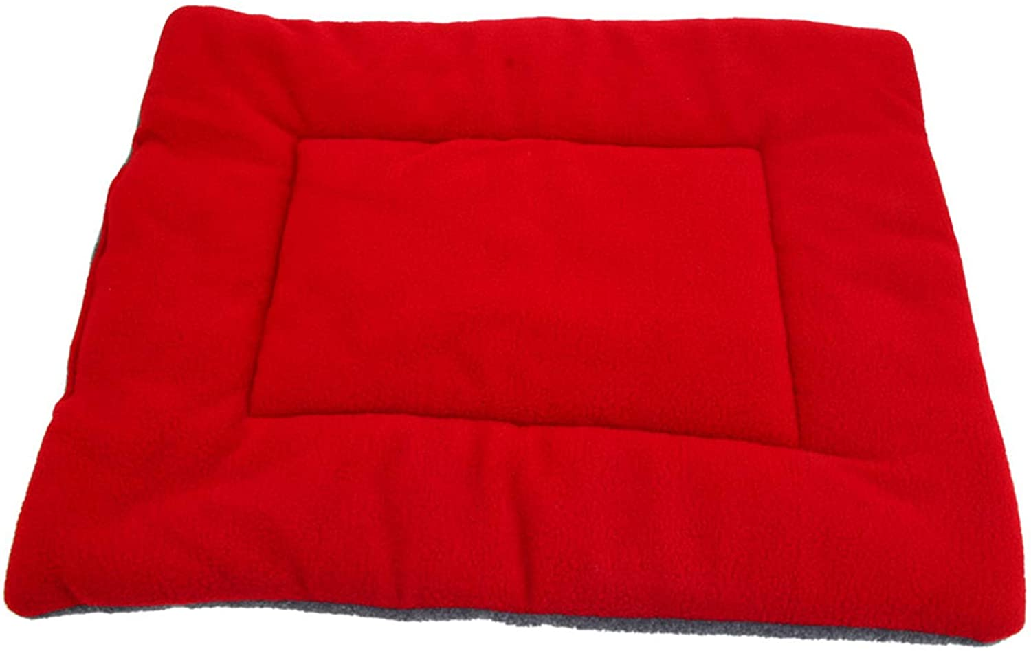 RBtoday Washable Soft Comfortable Silk Wadding Bed Pad Mat Cushion for Pet - Improved Sleep for Cats Medium Dogs