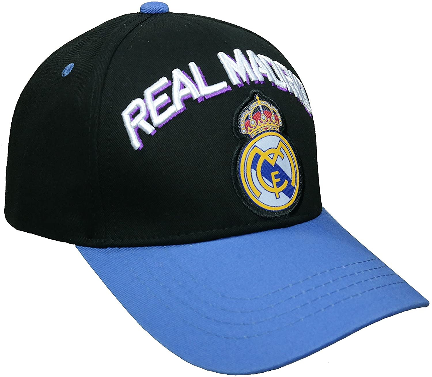 Real Madrid Authentic Official Licensed Product Soccer Cap - 01-4
