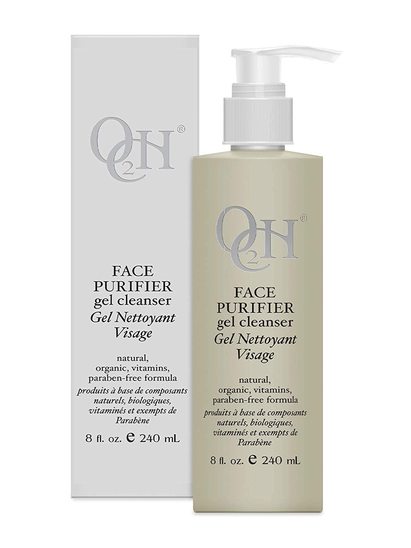O2CH Face Purifier Gel Cleanser, Paraben-Free, 8 oz