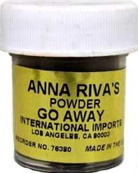 Indio Products Anna Riva Sachet Powder Go Away