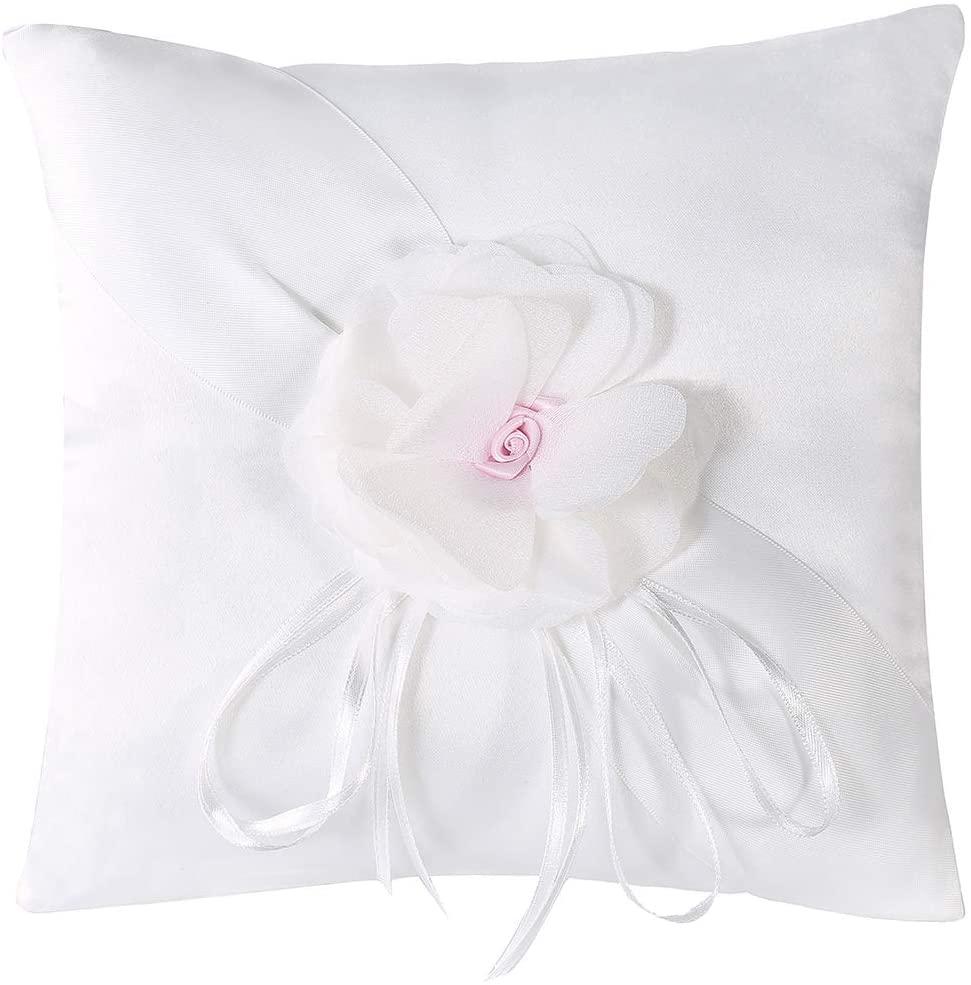 Ring Bearer Pillow,Ring Bearer Cushion,Wedding Ring Pillow (R22)