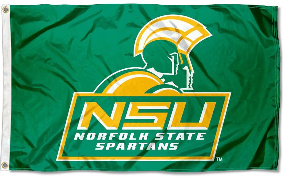 Norfolk State NSU Spartans Flag 3x5 Banner