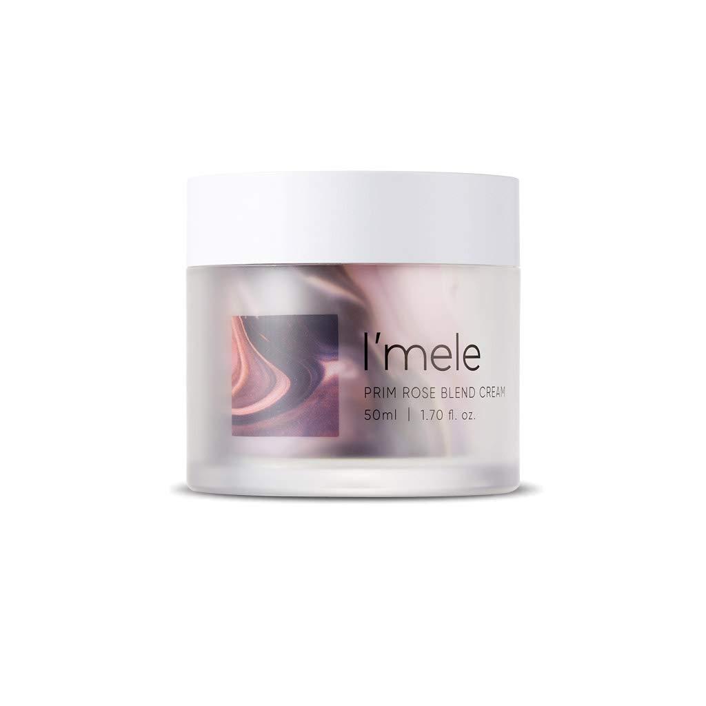 I'mele Prim Rose Blend Face Lifting Cream - Moisturizing Facial Care - Alcohol-Free Paraben-Free Fragrance-Free - 1.70 fl. oz.