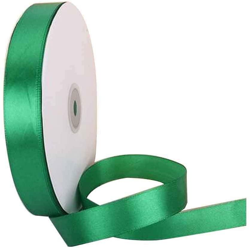 24station Set of 2 Ribbons Silk Ribbons Silk Satin Roll Fabric Ribbon 2x91.4cm #25