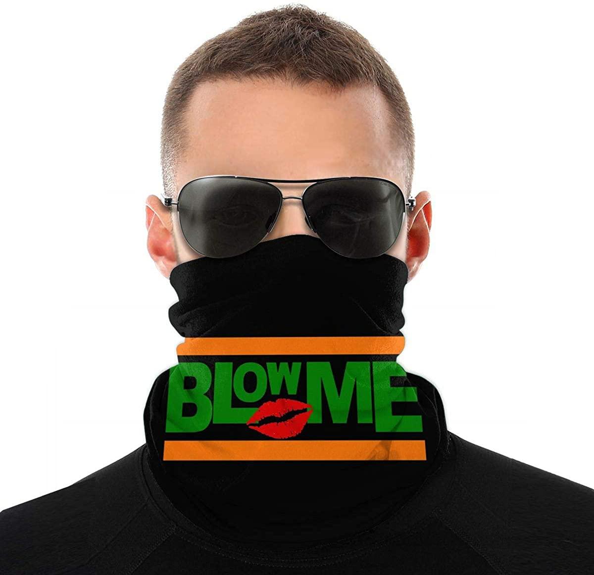 Multifunctional Neck Scarf Bandana Tube Mask For Workout Outdoor Sports Bounce Basketball