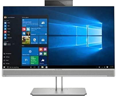 HP EliteOne 800 G5 24-inch Desktop 256GB SSD + 2TB HD (Intel Core i7-9700 CPU 3.00Ghz Turbo to 4.70GHz, 16 GB RAM, 256 GB SSD + 2 TB HD, 23.8 FullHD IPS, Win 10 PRO) PC Computer All-in-One