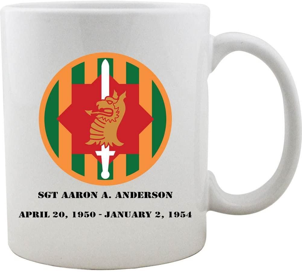 Customizable Army 89th Military Police Brigade 11oz. Coffee Mug