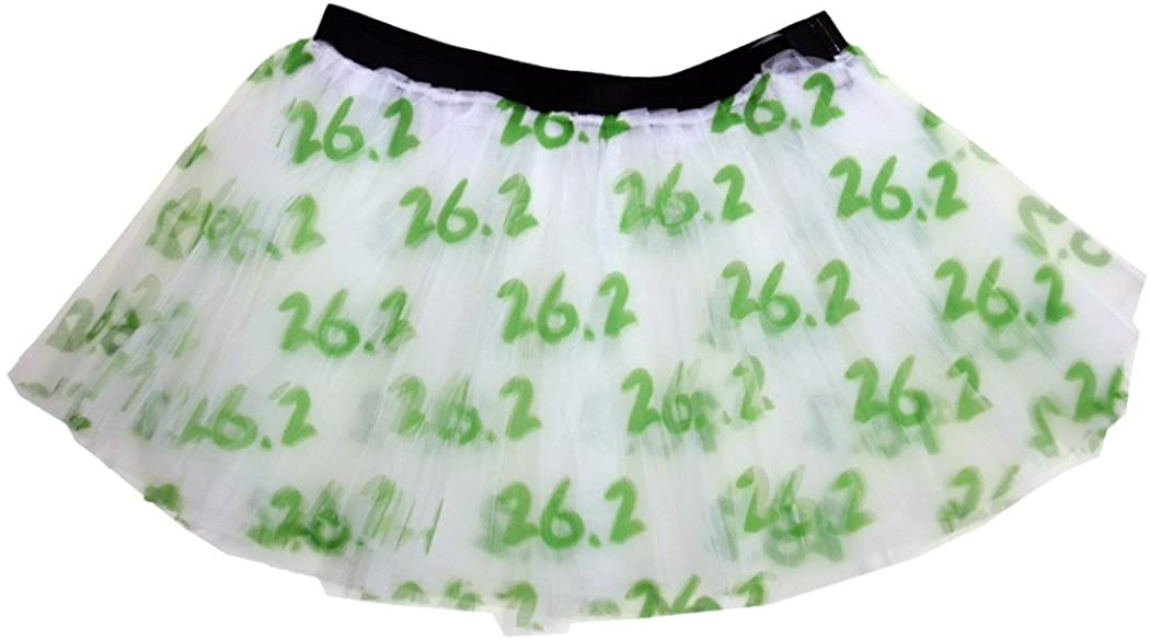Gone For a Run Runners Printed Tutu Lightweight | One Size Fits Most | Multiple Designs