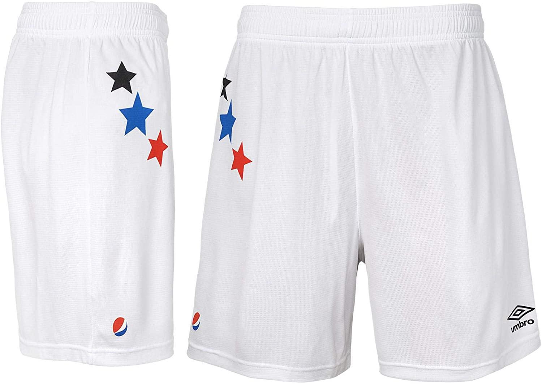 Umbro Men's USA Soccer Shorts, White