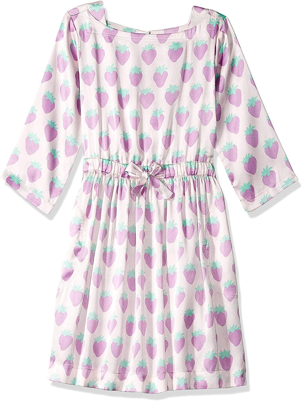 DHgate/ J. Crew Brand- LOOK by crewcuts Girls' Drapey Long Sleeve Dress