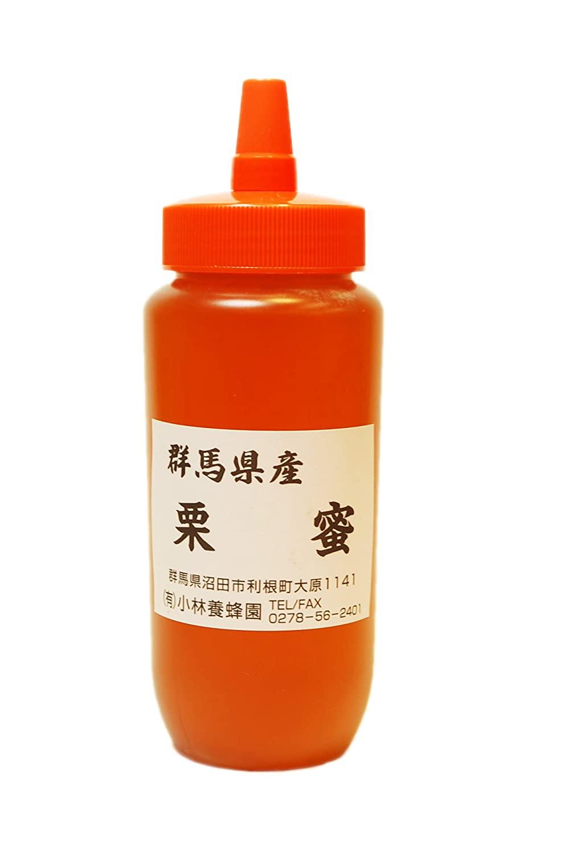 Domestic chestnut Hundred Flowers honey 500g Gunma Prefecture