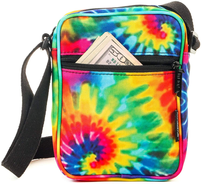 FYDELITY-Crossbody Festival Sling Side Shoulder Bag-Small Chest Sack Pack