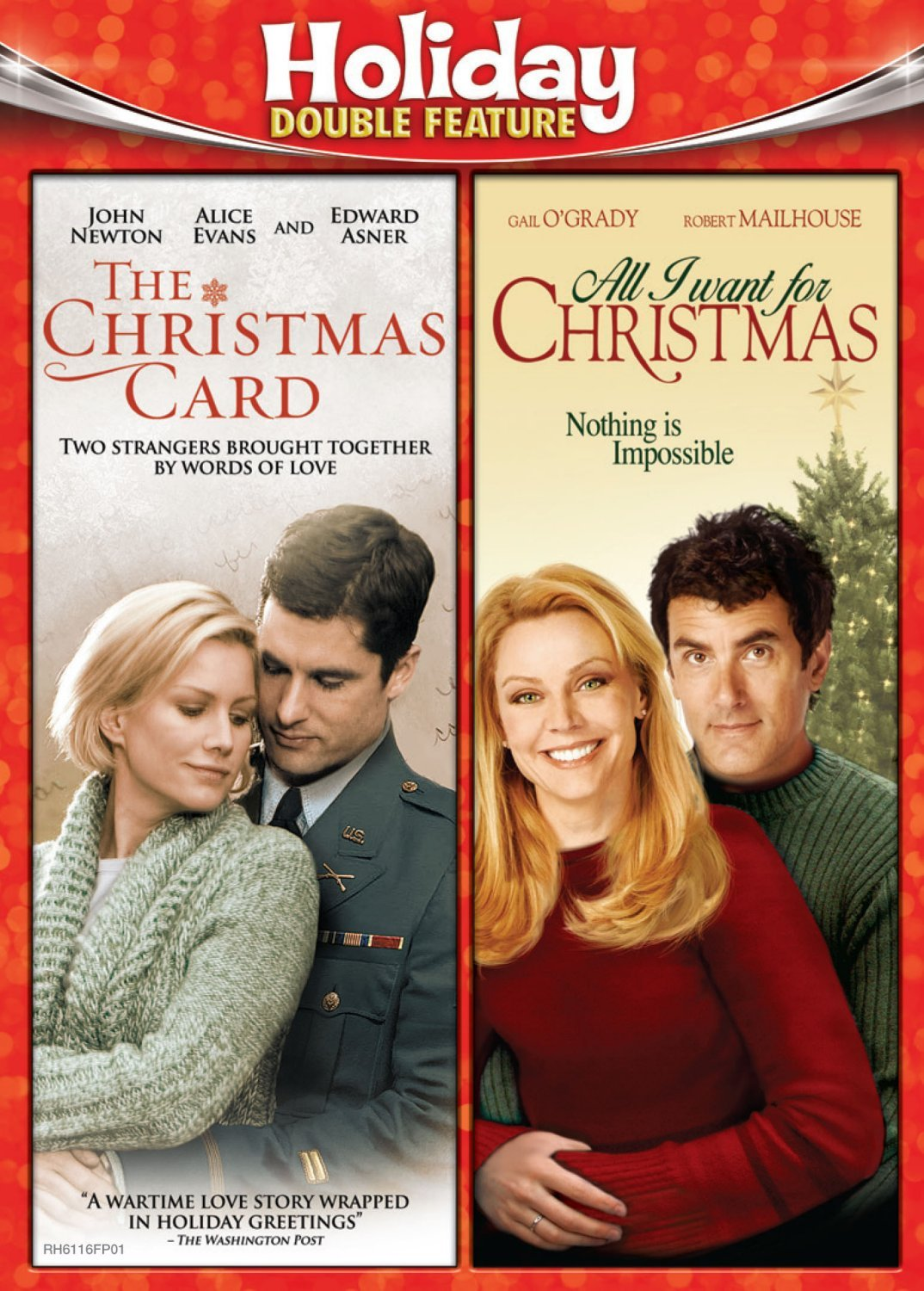 Holiday Double Feature (Christmas Card/All I Want for Christmas)