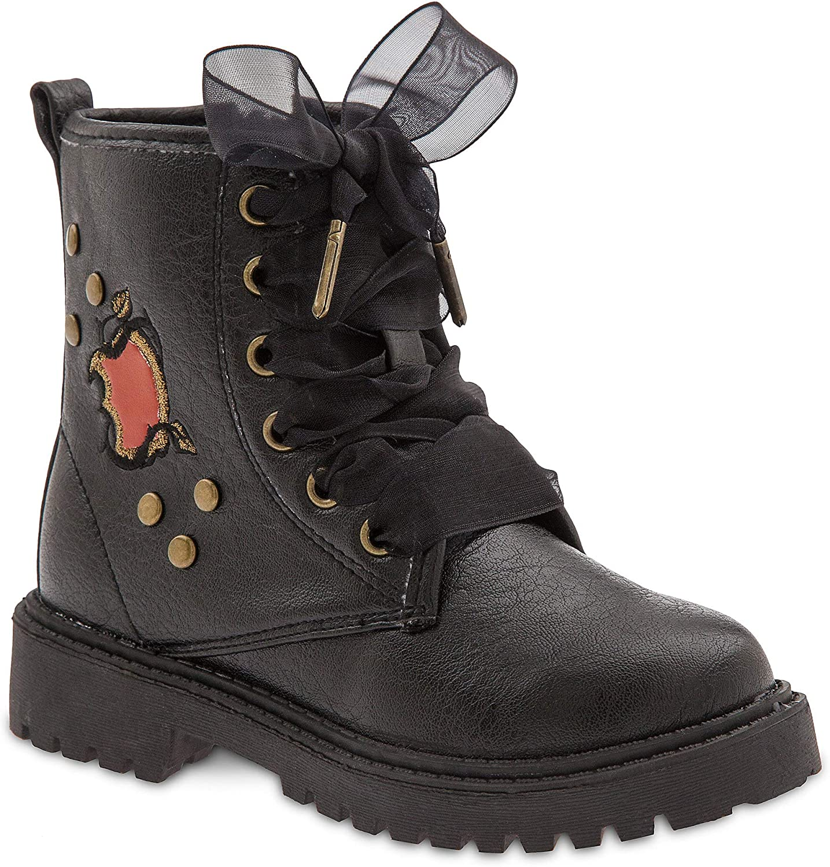 Disney Descendants 3 Boots for Girls Black