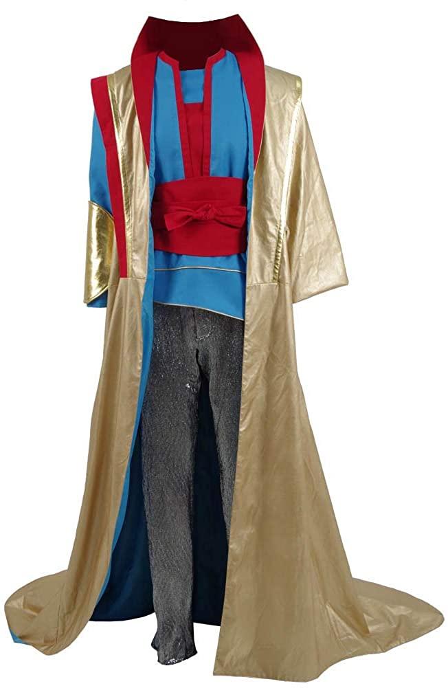 Grandmaster Costume Halloween Cosplay Hot Movie Party Show Full Set for Men