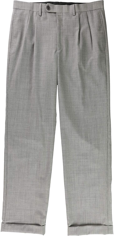 Ralph Lauren Mens Houndstooth Dress Pants Slacks