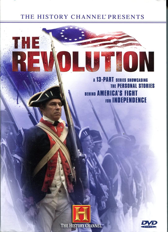 Revolution (13-part History Channel series) (4 DVDs)