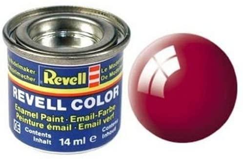 Revell Enamels 14ml Ferrari Red Gloss Paint