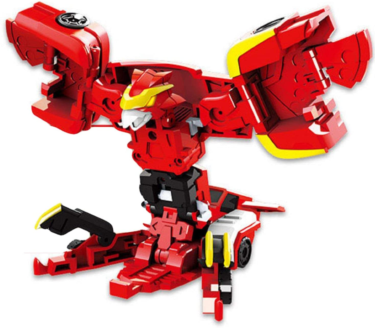 Hello CARBOT Phoenix Prime Unity Series Transformation Transforming Action Figure Robot Vehicle Car Toy
