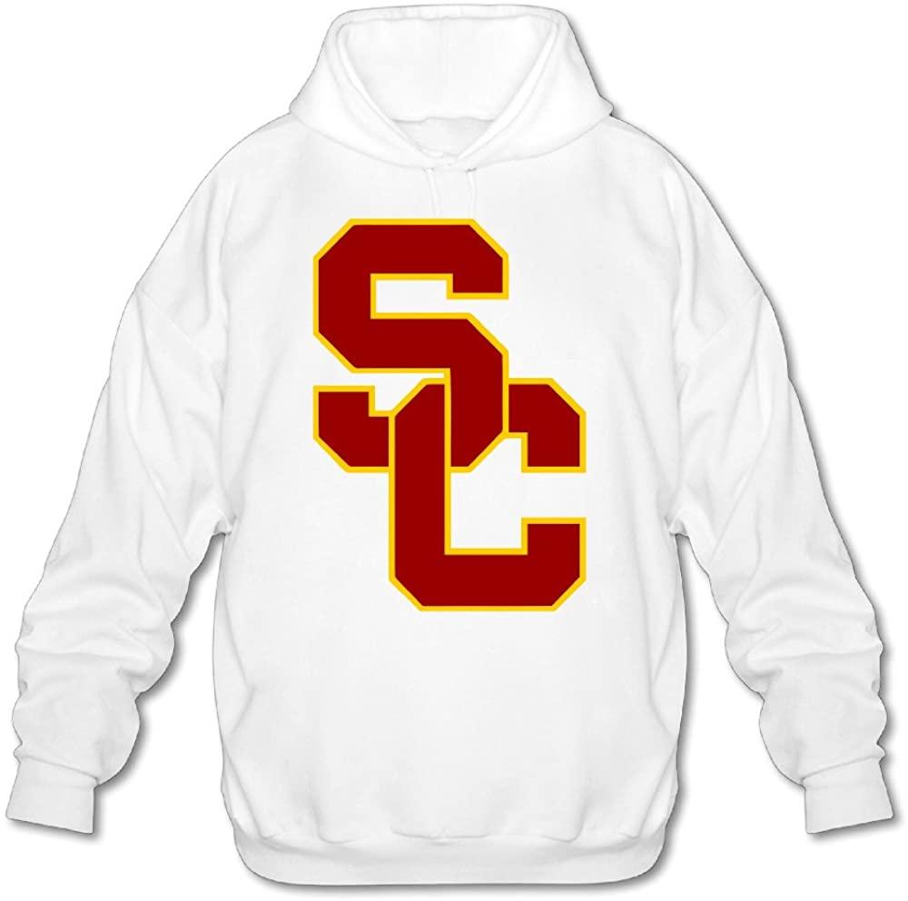 USC Trojans Football Clay Helton Traveler Men Hoodies Sweatshirts Pullover Cool Hoodies