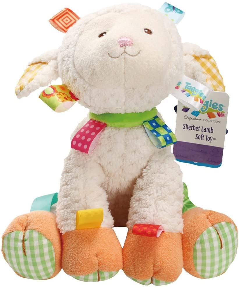 Taggies Sherbet Lamb Toy