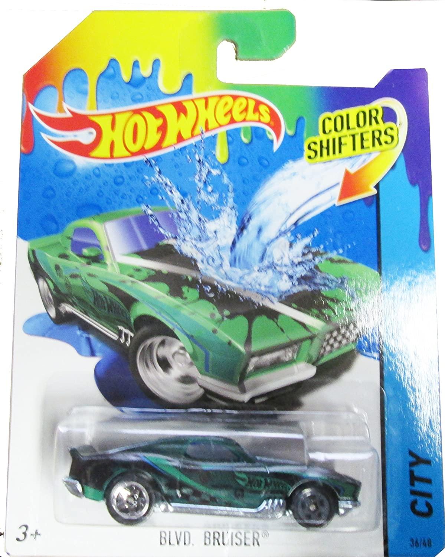 Hot Wheels 2015 Color Shifters 36/48 BLVD. Bruiser