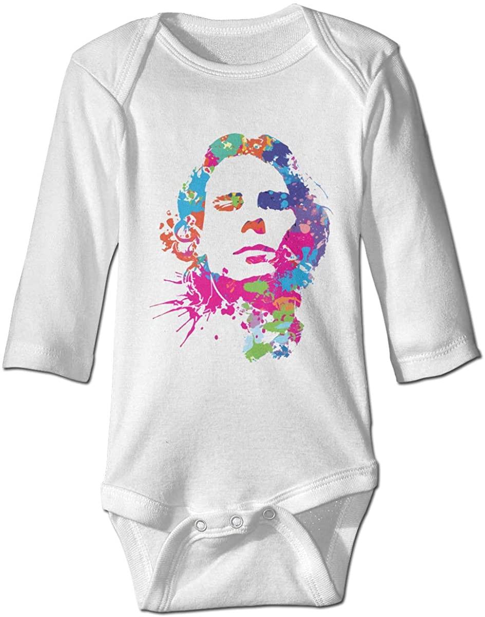 Rafael Nadal Colored Head Portrait Bodysuit Baby Jersey