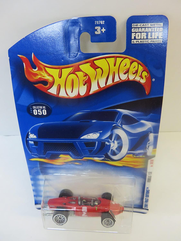 Mattel Hot Wheels 2001 First Editions Ferrari 156 No. 30/36