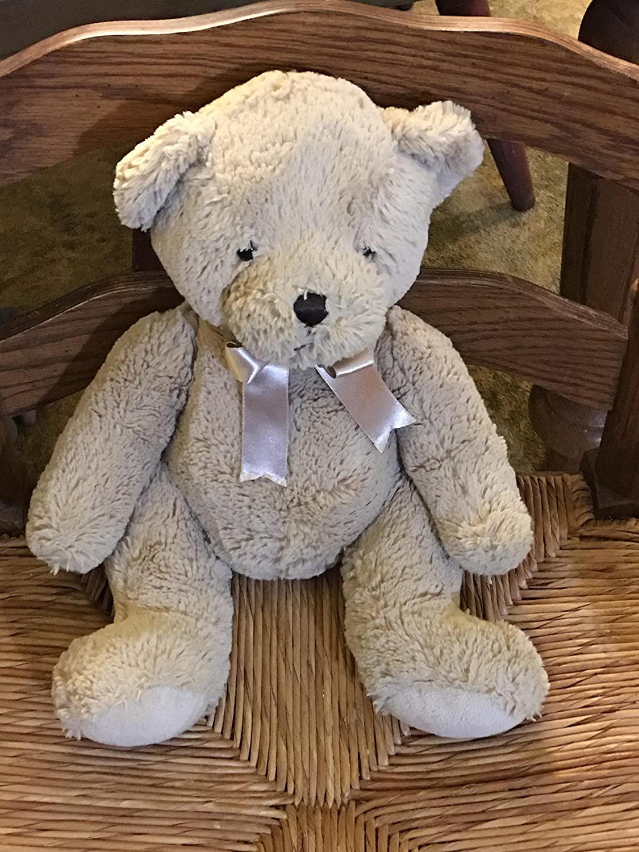 "Zi Restoration Hardware Teddy Bear Plush 14"""