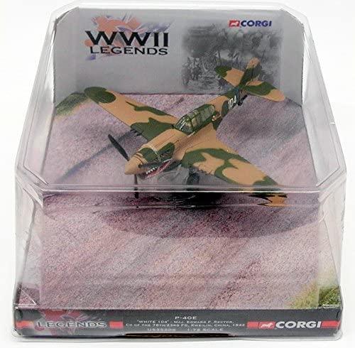 Corgi P-40 Warhawk White 104 US35206