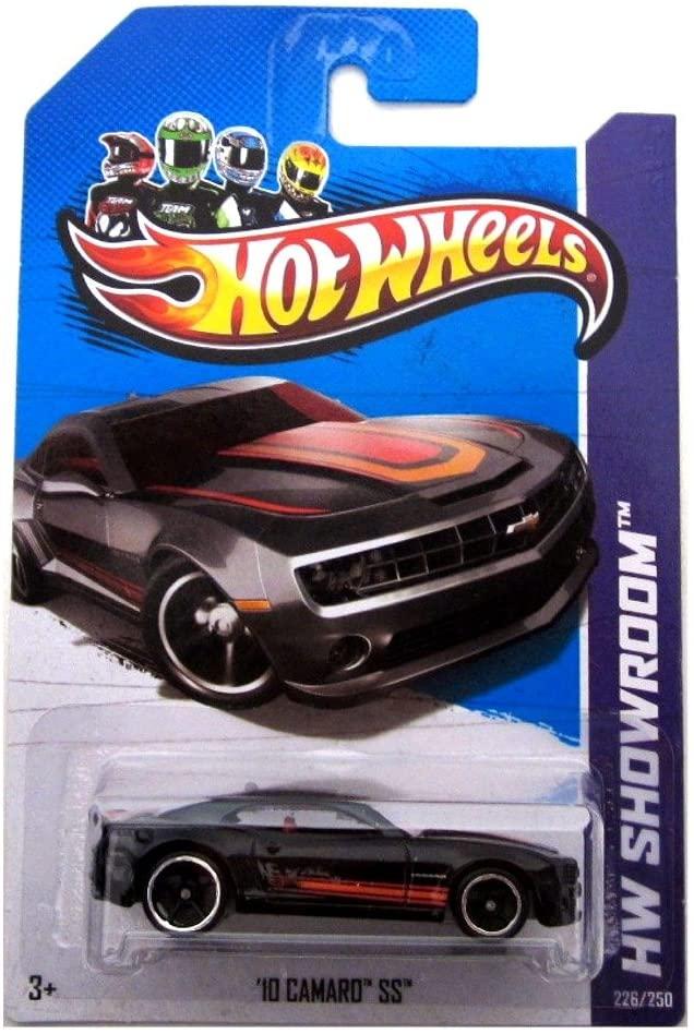 Hot Wheels HW Showroom '10 Camaro SS Black #226/250