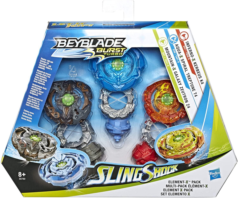 BEY Element X Multi Pack