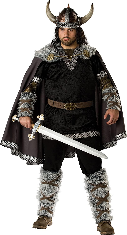 Fun World Plus Size Viking Warrior Costume