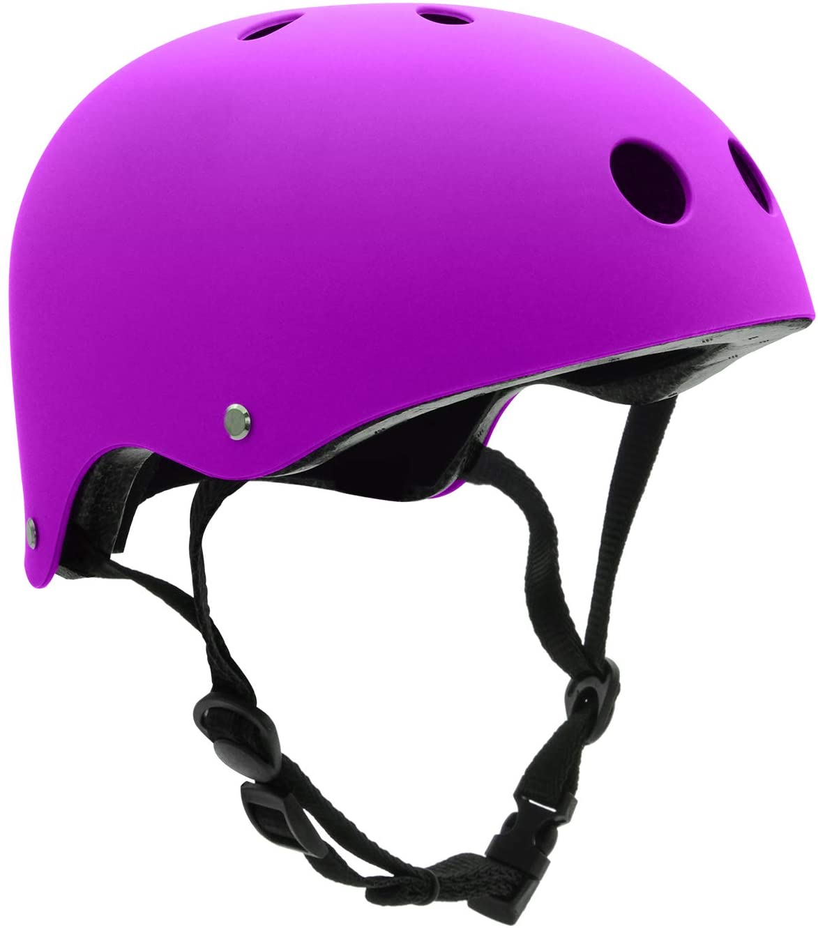 Skateboard Helmet Kids Youth Adult, Bike Helmet CPSC Certified for Skate Scooter Rollerblade Roller Skate Bicycle Cycling BMX Inline Skating Skiing Climbing Longboard with Removable Liner