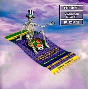 Dick's Picks 8 by Grateful Dead (2000-07-11)