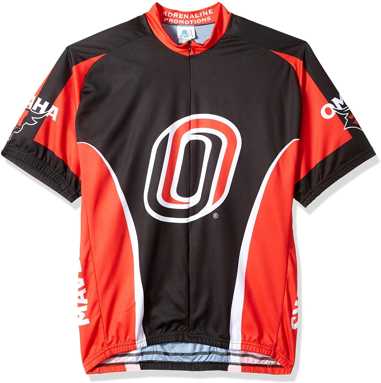 Adrenaline Promotions University of Nebraska Omaha Cycling Jersey