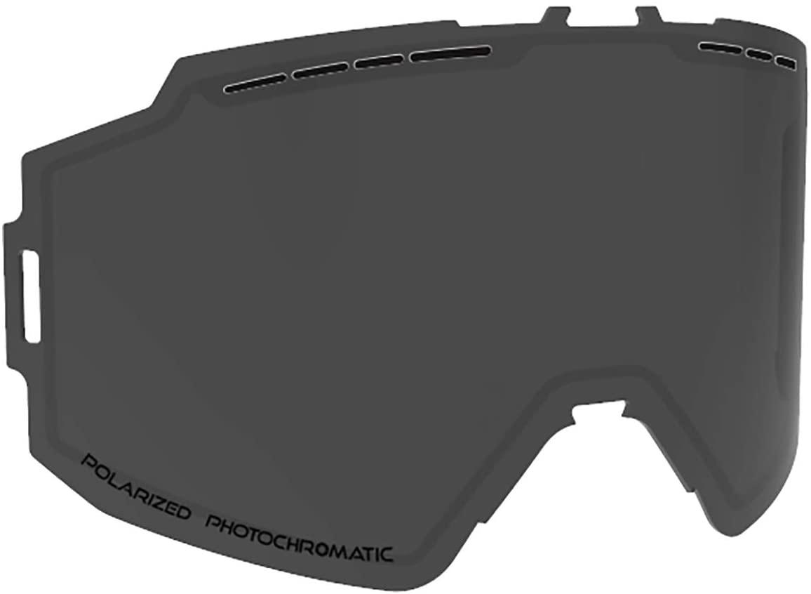 509 Sinister X6 Lens (Polarized Photochromatic Light to Dark Smoke Tint)