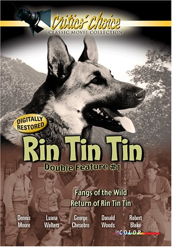 Rin Tin Tin Double Feature, Vol. 1