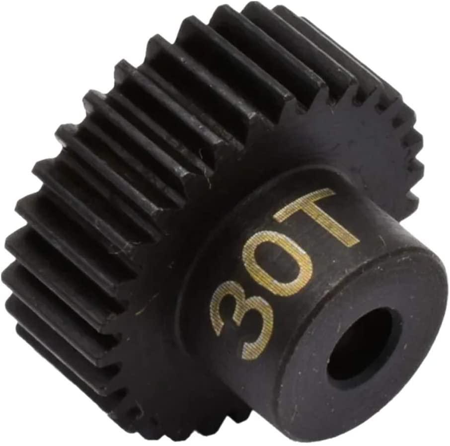 Hot Racing CSG1830 30t 48p Hardened Steel Pinion Gear 1/8 Bore