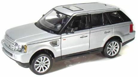 Landrover Range Rover Sport 1/18 Silver