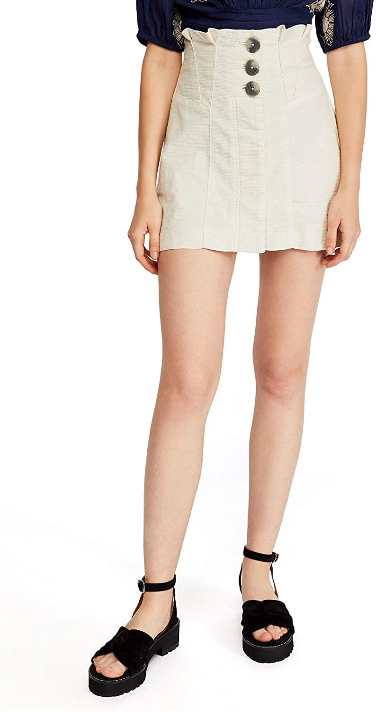 Free People | Every Minute Every Hour Miniskirt | Atlas Cloud