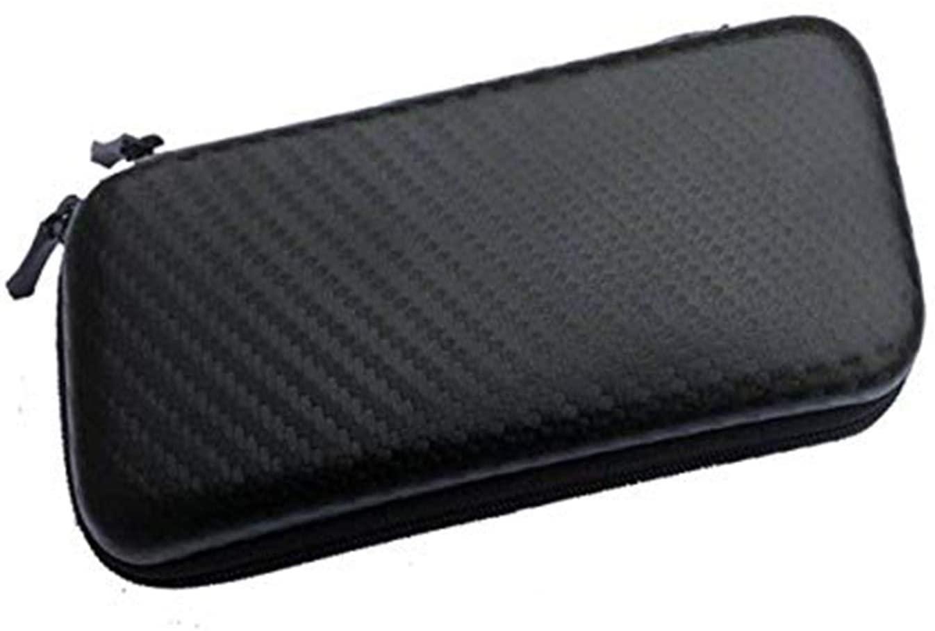 Kehuashina TS100 TS80 Soldering Iron Portable Carry Case,Small Zipper Tool Pouch Organizer Bag
