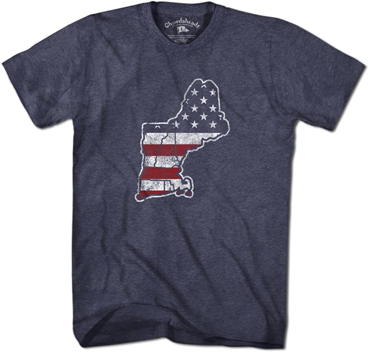 New England USA T-Shirt