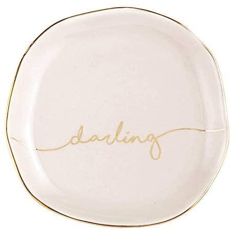 Santa Barbara Design Studio Trinket Tray - Darling (Pack of 2)