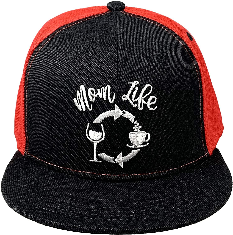 Adjustable Baseball Cap Vintage Denim Embroidered Vintage Washed Distressed Dad Hat