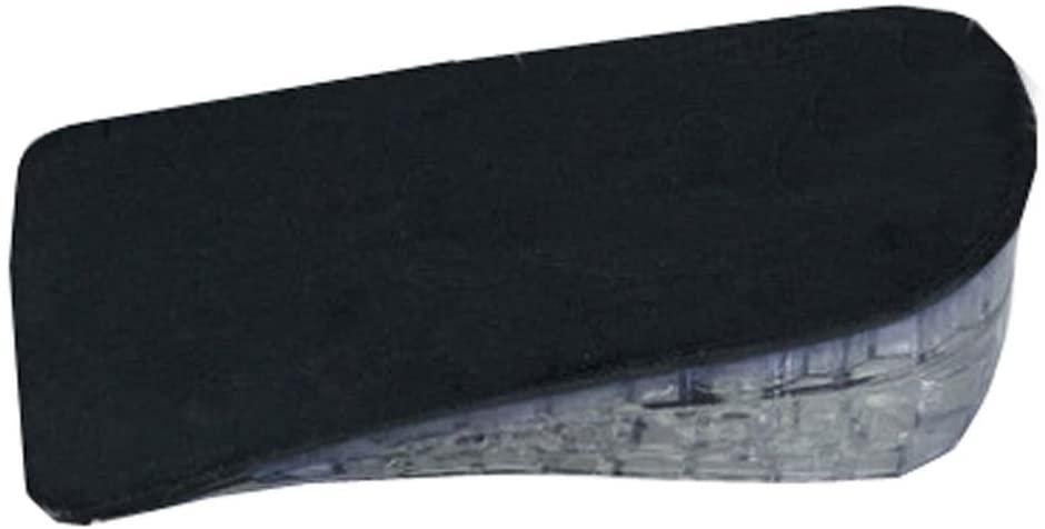 Height Increase Shoes Pad Shoes Increased Pad Half Pad, 4.5cm, Black