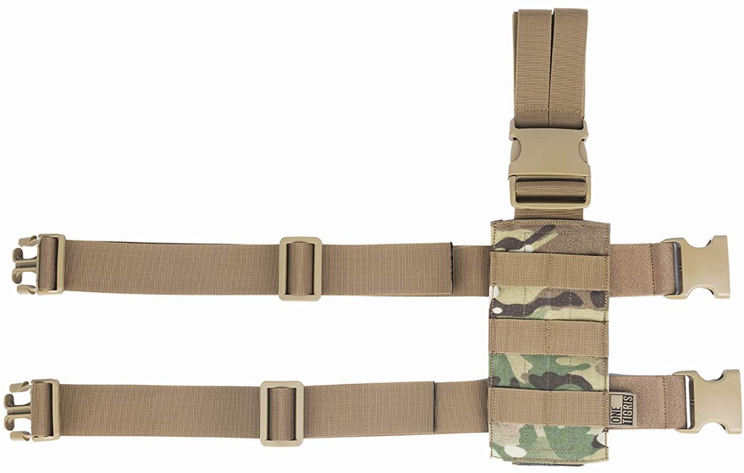 OneTigris Mini Tactical Molle Panel for Pistol Holster
